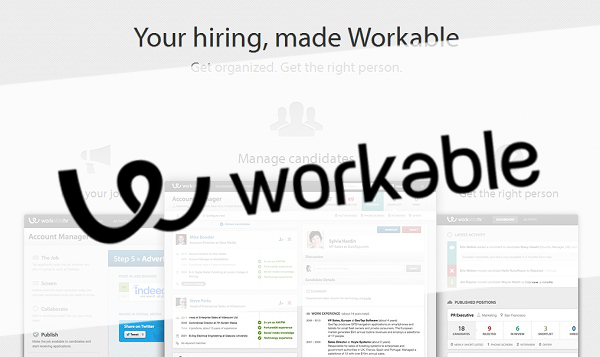 Workable: Greece-Based Startup Ditches Resumes and Replaces Them ...