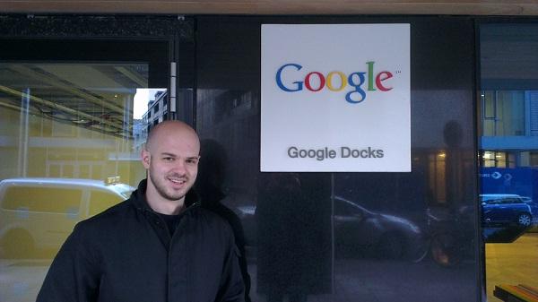 Nikola Stolnik works as an Account Strategist at Google, Dublin.