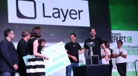 Layer Secures 1.5 Million Dollars from CrunchFund and Bloomberg – Wins Techcrunch's Startup Battlefield