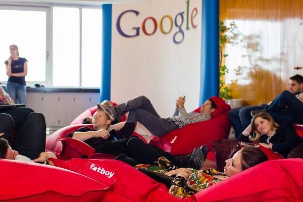 Google Chillout zone