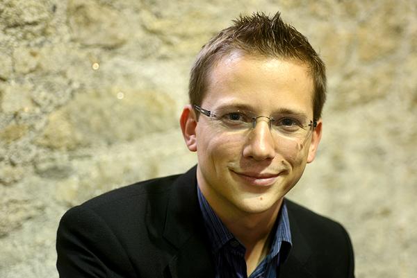 Jan Rezab, Socialbakers CEO (Photo: Marina Filipovic Marinshe)