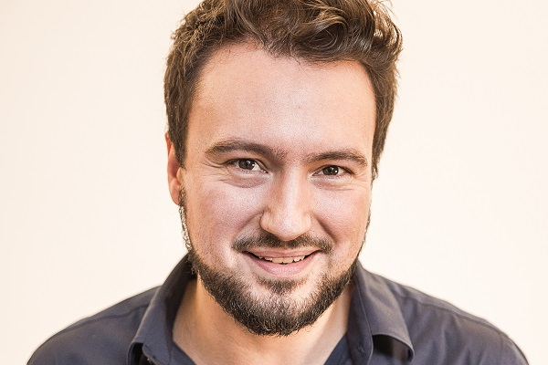 Urlik Bo Larsen, Falcon Social's founder.