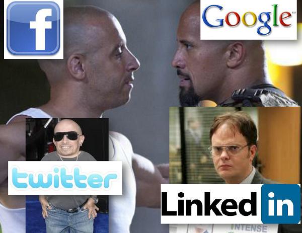 social faces