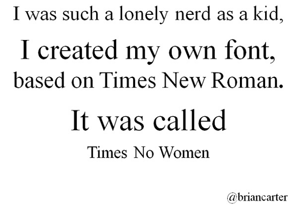 times no women