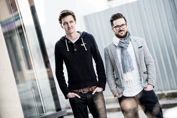 Thiemo Gillissen and Stefan Stücklschweiger, Marketing Rockstars managing partners