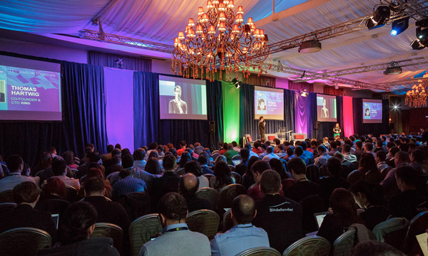 How To Web  is one of the biggest startup conferences in the CEE
