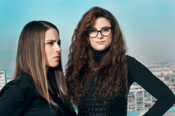 Ana Burica and Josipa Majic, Teddy the Guardian cofounders