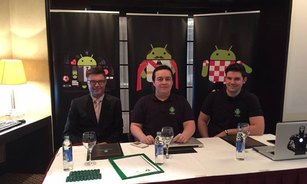 troido's team is bringing droidcon to Croatia for the first time.