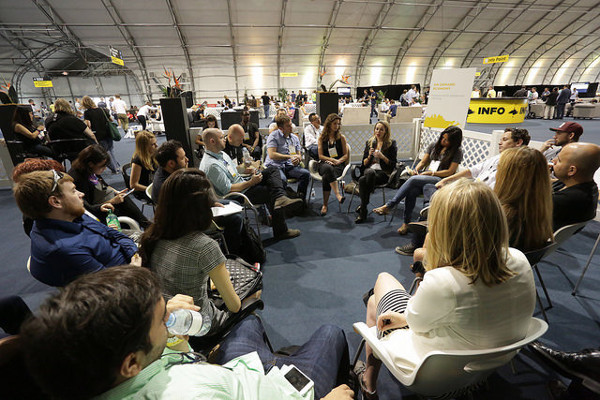 Startup workshops and other events serve as learning experiences, but also for meeting interesting people.