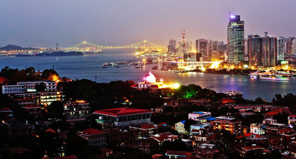 Xiamen – one of the main entry locations for startup companies and projects with ambition to expand on the Chinese market