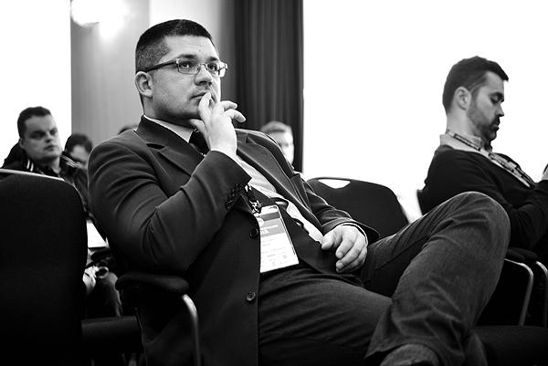 Branimir Trosic, Vipnet (Photo: Marina Filipovic Marinshe)