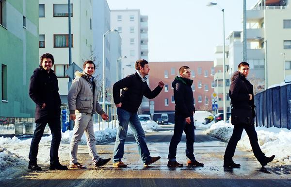 Squee team on their way to Sofia (photo: Marina Filipović Marinshe)
