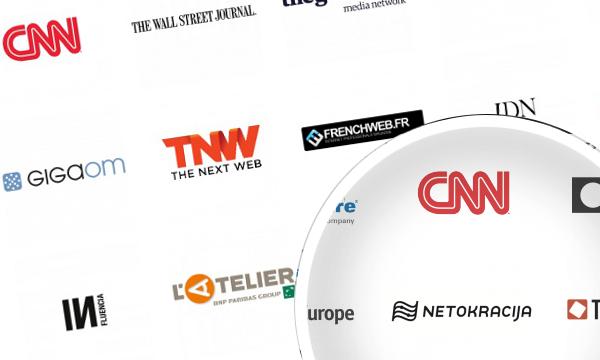 Proud media partner of LeWeb!