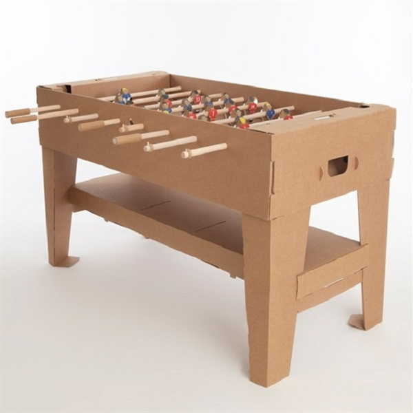 Squee Kartoni Foosbal Table
