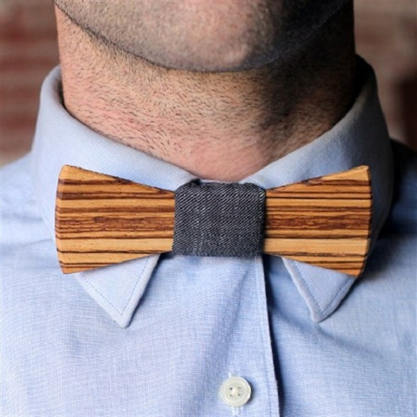 Squee Wooden Bow Ties