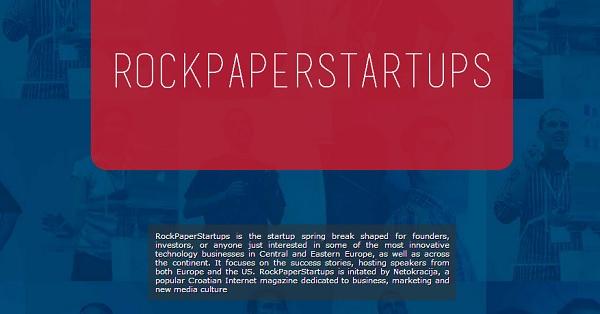 You will certainly hear more about Rock Paper Startups soon!