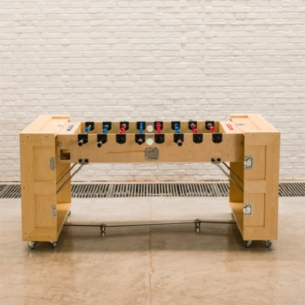 Squee Foldable Foosball Table