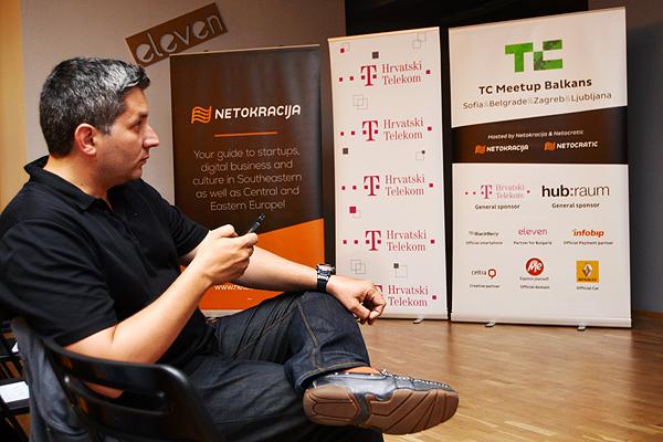 John Biggs, TechCrunch (Photo: Marina Filipovic Marinshe)