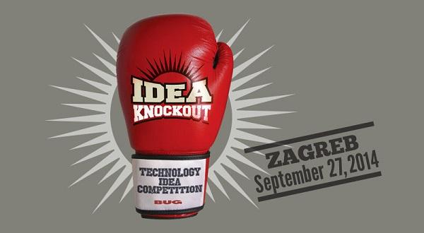 Idea knockout logo ENG
