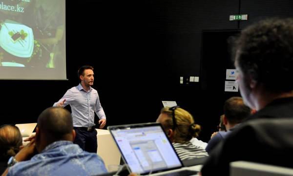 Mark Okhman, founder of YourPlaceApp