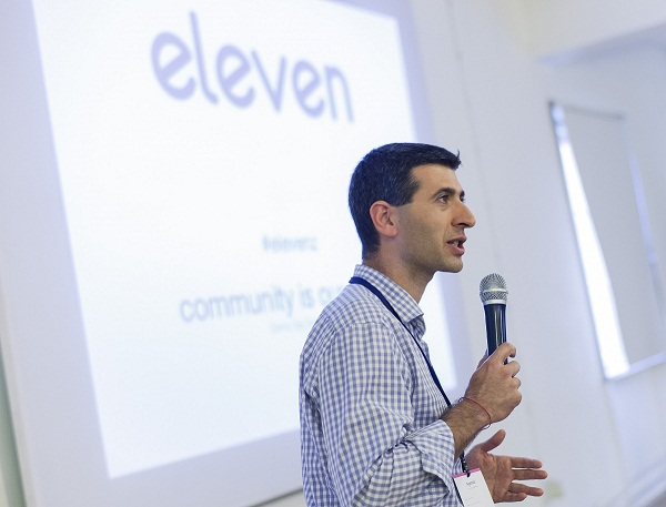 Daniel Tomov, Founder of Eleven